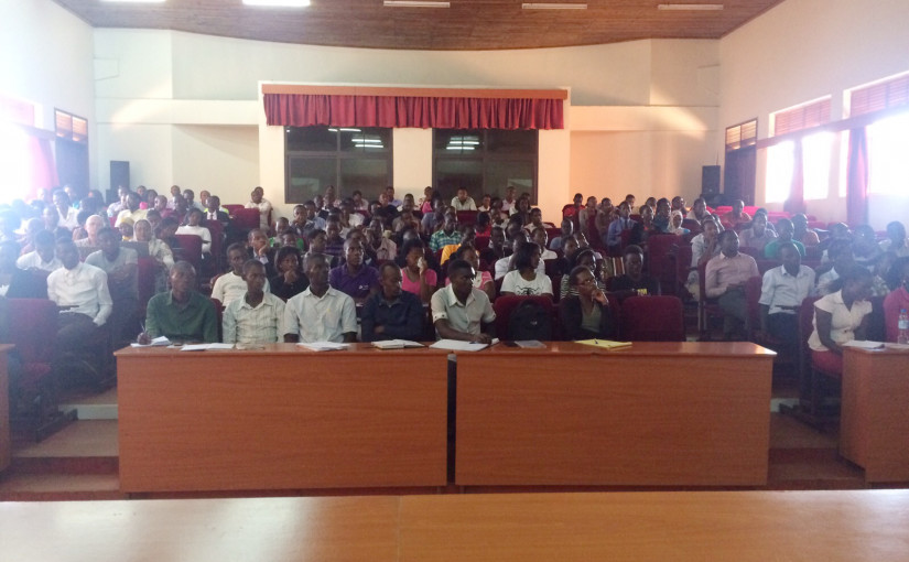 Affordable Housing lecture at Makerere University – Kampala