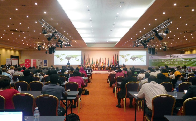 East & Central African Cities Development Forum